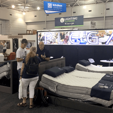 PLEGA at the Brisbane Home Show