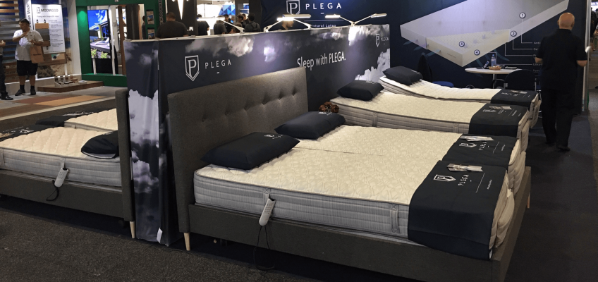 Plega at the Sydney home show April 2019